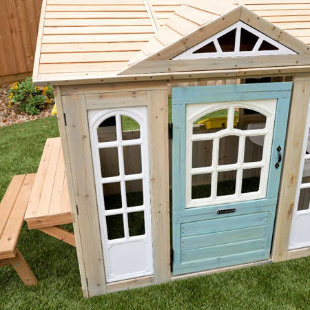 Picture of KidKraft® Meadowlane Market Playhouse