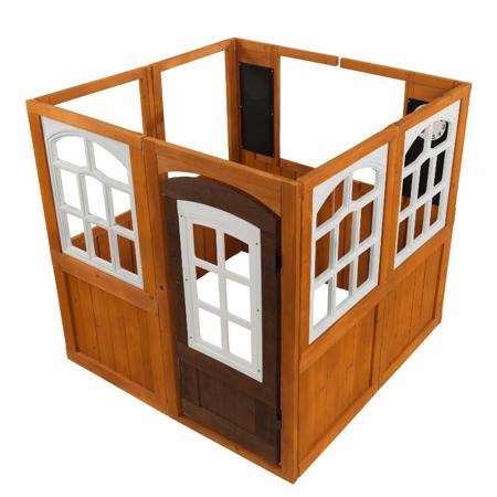 Picture of KidKraft® Garden View Playhouse
