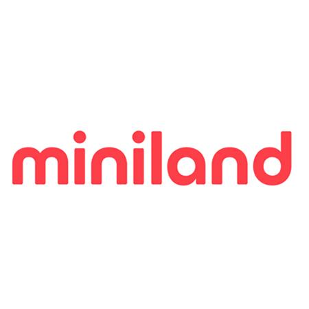 Picture of Miniland® Set 4 Natursqare Bunny