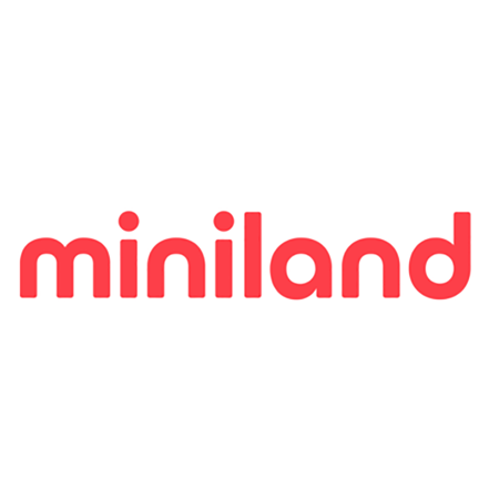 Picture of Miniland® Natur Thermos Bunny