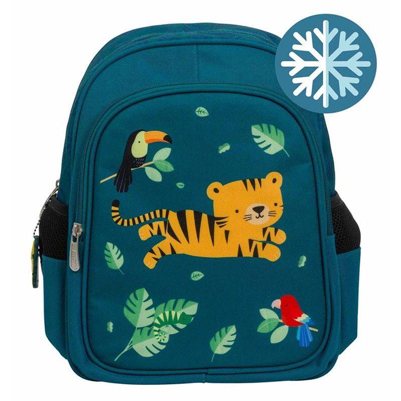 Picture of A Little Lovely Company® Insulated backpack Jungle Tiger