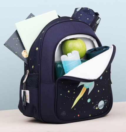 Picture of A Little Lovely Company® Insulated backpack Space