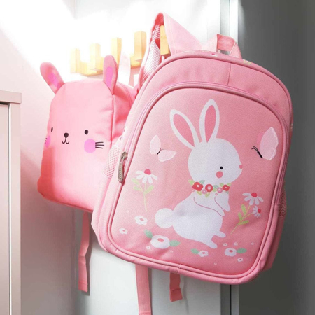 Picture of A Little Lovely Company® Backpack Bunny