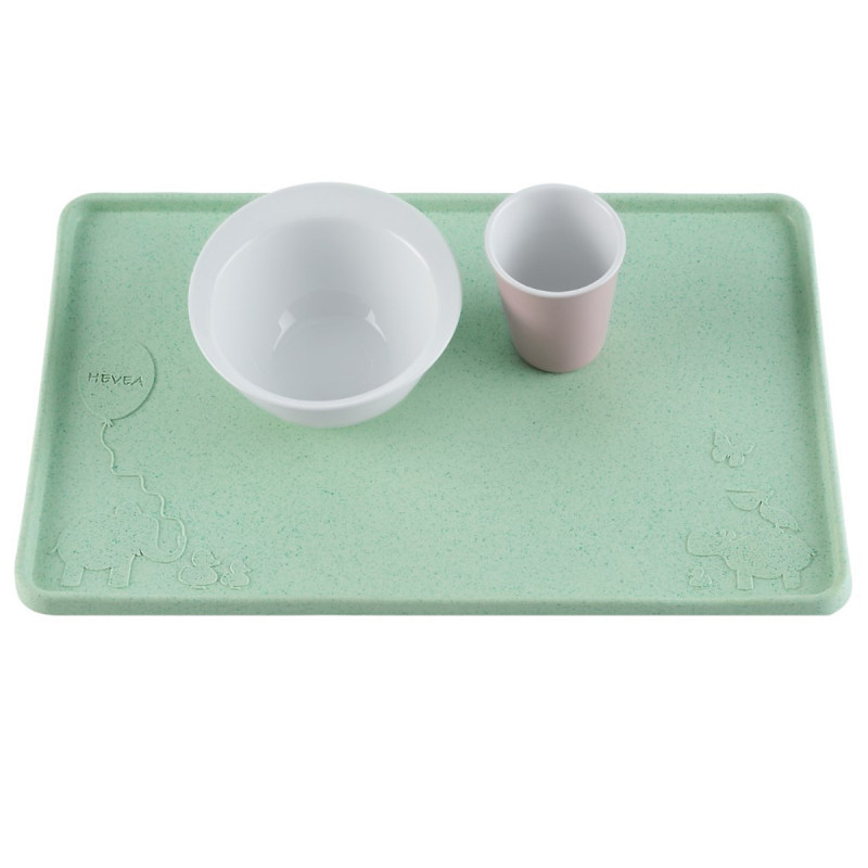 Picture of Hevea® Placemat Upcycled Mint