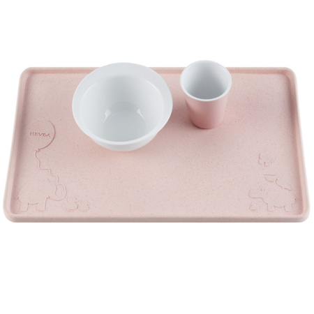 Picture of Hevea® Placemat Upcycled Peach