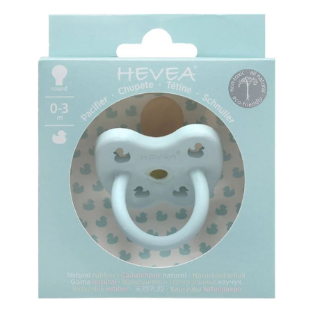 Picture of Hevea® Pacifier Baby Blue