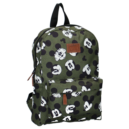 Picture of Disney's Fashion® Backpack Mickey Mouse My Own Way Green