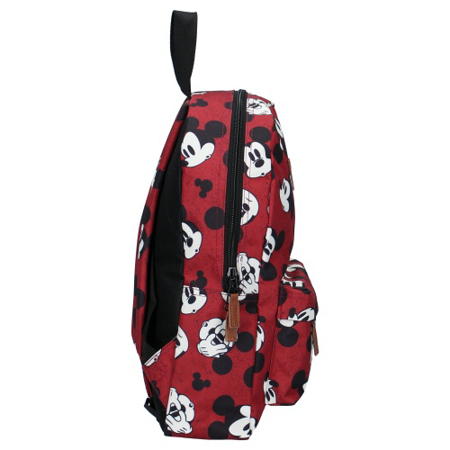 Picture of Disney's Fashion® Backpack Mickey Mouse My Own Way Red