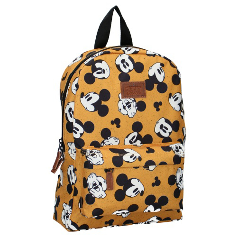 Picture of Disney's Fashion® Backpack Mickey Mouse My Own Way Yellow