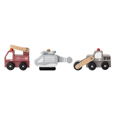 Picture of Bloomingville® Play Set Food Multi-color