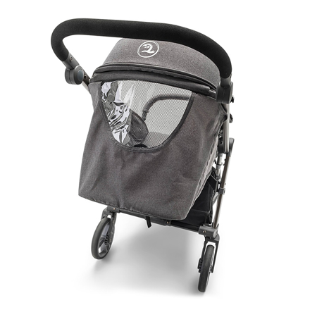 Picture of Twistshake® Baby Stroller Tour Grey