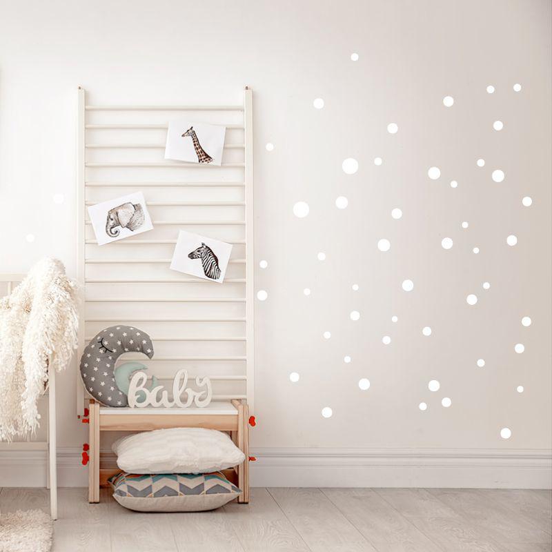 Picture of Pick Art Design® Wall Sticker White Dots