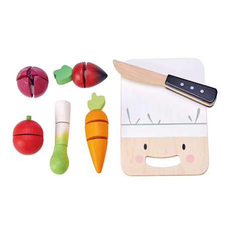 Picture of Tender Leaf Toys® Mini Chef Chopping Board