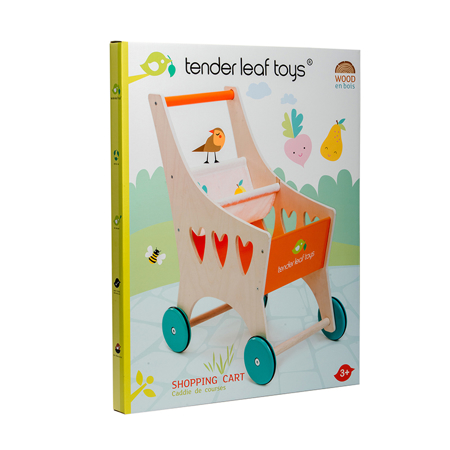 Picture of Tender Leaf Toys® Shopping Cart