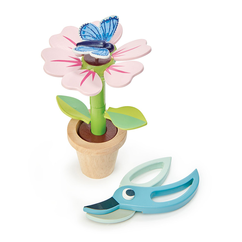 Picture of Tender Leaf Toys® Blossom Flowerpot Set