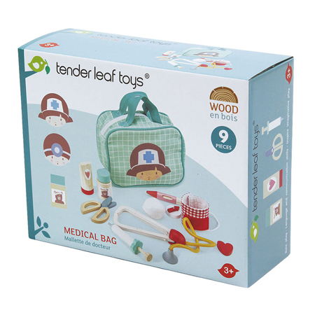 Picture of Tender Leaf Toys® Medical Set