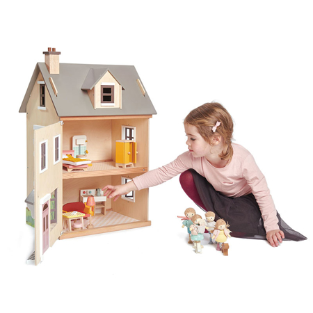 Picture of Tender Leaf Toys® Foxtail Villa