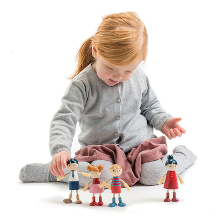 Tender Leaf Toys® Doll Family