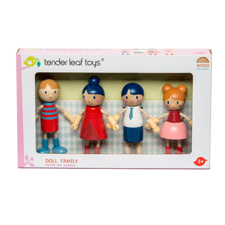 Picture of Tender Leaf Toys® Doll Family
