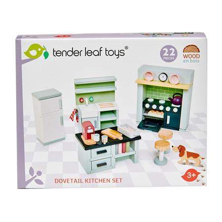 Tender Leaf Toys® Dolls House Kitchen Furniture