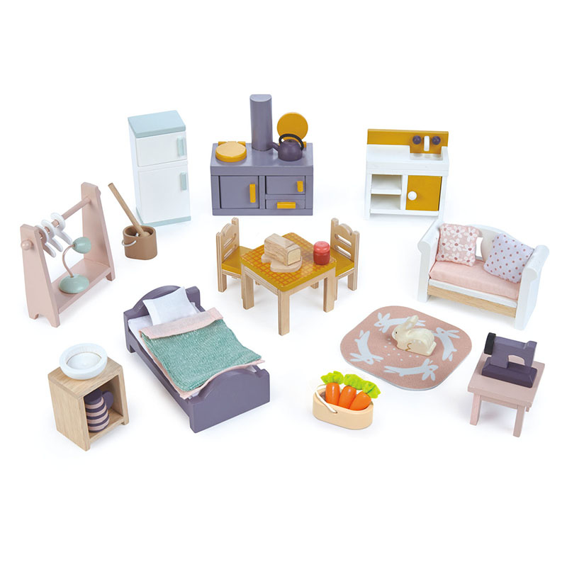 Picture of Tender Leaf Toys® Countryside Furniture Set