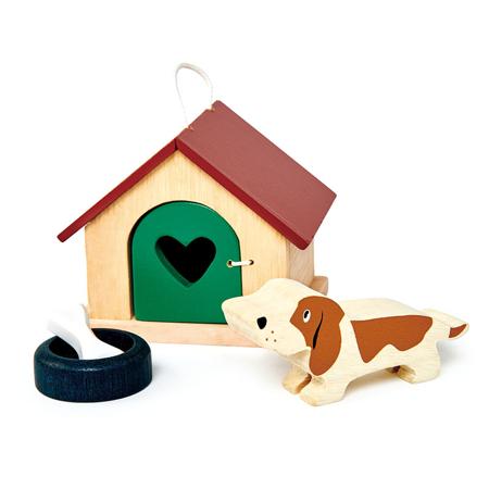Picture of Tender Leaf Toys® Pet Dog Set