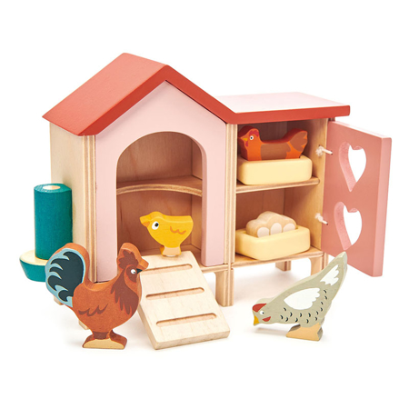 Picture of Tender Leaf Toys® Chicken Coop