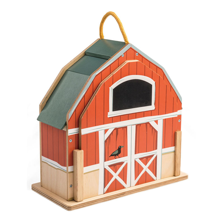 Picture of Tender Leaf Toys® Little Barn Set