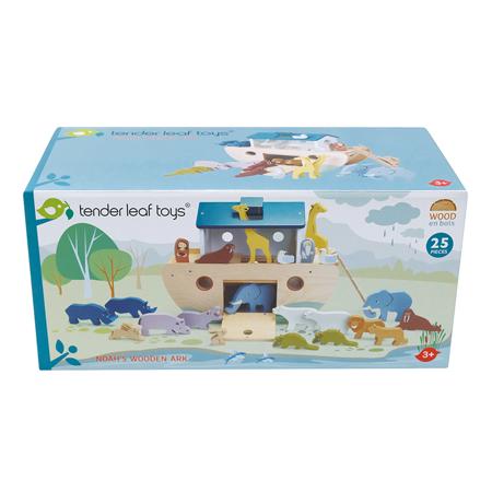 Picture of Tender Leaf Toys® Noah's Wooden Ark