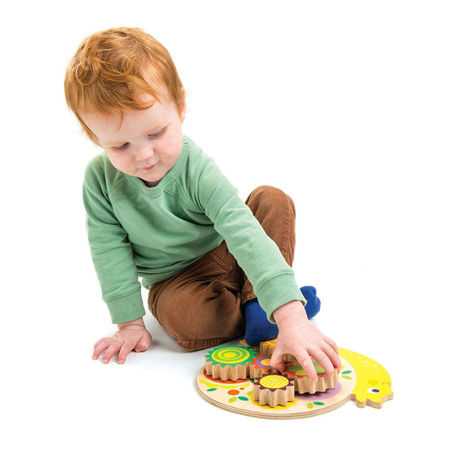 Picture of Tender Leaf Toys® Snail Whirls