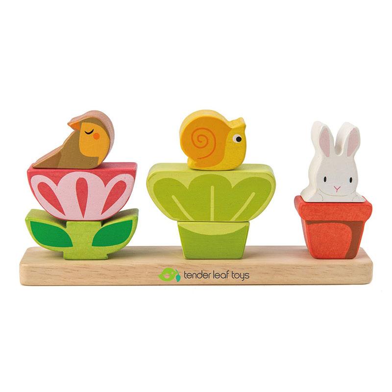 Picture of Tender Leaf Toys® Garden Stacker