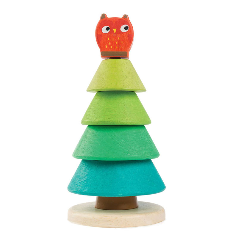 Picture of Tender Leaf Toys® Stacking Fir Tree