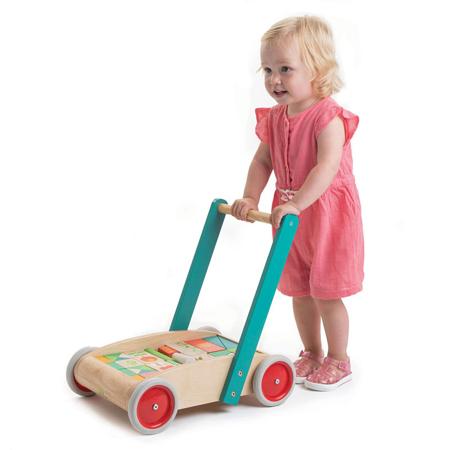 Picture of Tender Leaf Toys® Baby Block Walker