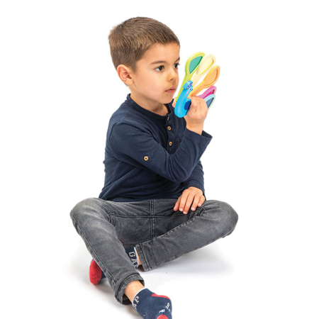 Picture of Tender Leaf Toys® Peacock Colors