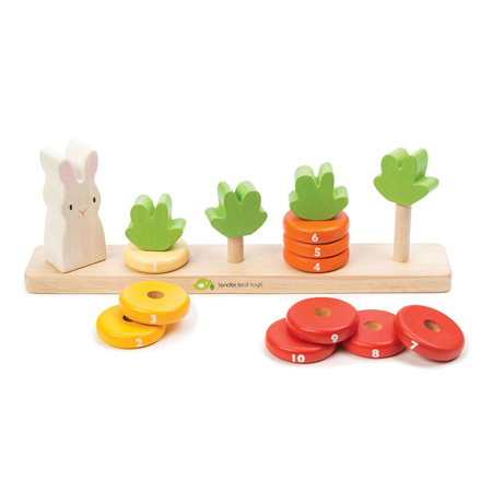 Tender Leaf Toys® Counting Carrots
