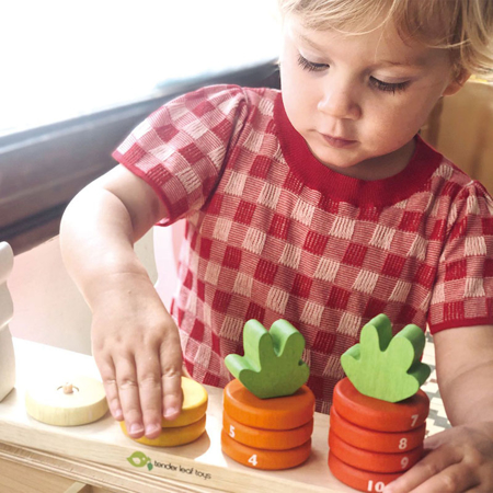 Picture of Tender Leaf Toys® Counting Carrots
