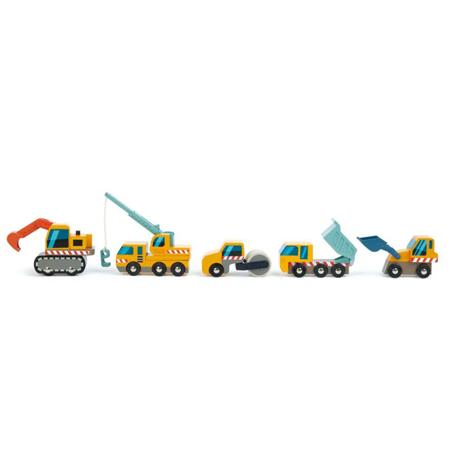 Tender Leaf Toys® Construction Site