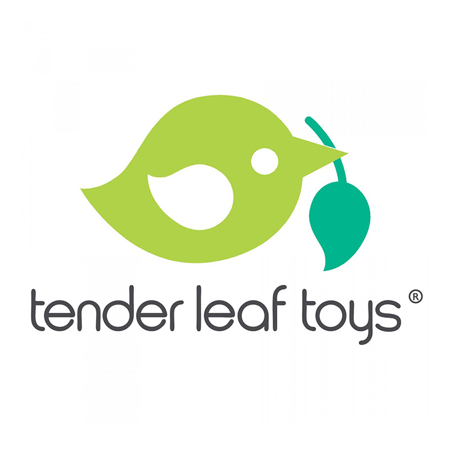 Picture of Tender Leaf Toys® Wild Pines Train Set