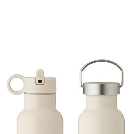 Picture of Liewood® Neo Water Bottle - Panda Light Grey