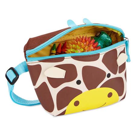 Picture of Skip Hop® Zoo Hip Pack Giraffe