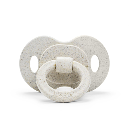 Picture of Elodie Details® Bamboo Pacifier - Lily White