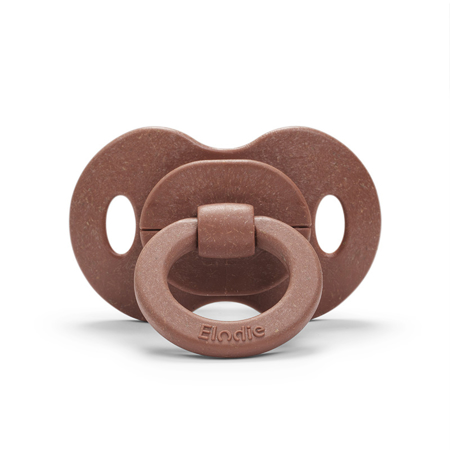 Picture of Elodie Details® Bamboo Pacifier - Latex Burned Clay