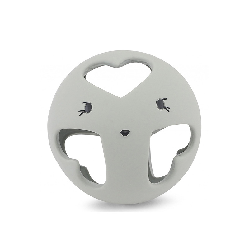 Picture of Konges Sløjd® Rubber ball - Storm Grey