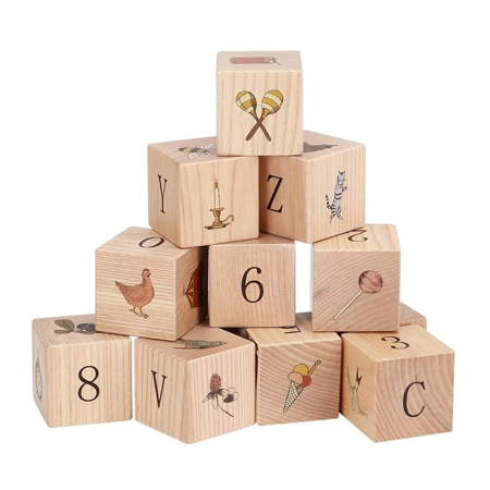 Picture of Konges Sløjd® Wooden blocks