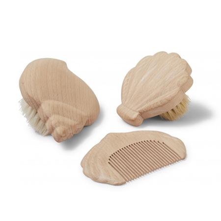 Konges Sløjd® Brush set 3 pack