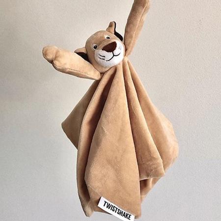 Picture of Twistshake® Comfort Blanket Lion