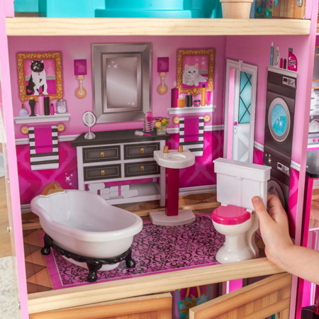 Picture of KidKratft® Shimmer Mansion Dollhouse