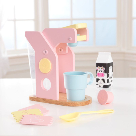 Picture of KidKratft® Pastel Coffee Set