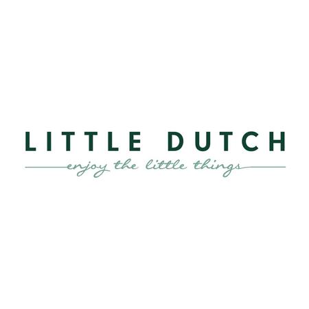 Picture of Little Dutch® Bandana bib Pure Pink