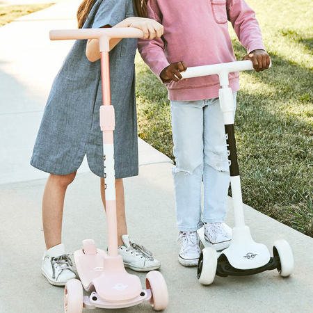 Picture of Bird® Birdie Kids Scooter Jet Black (Non Electric)